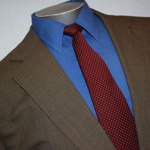 2152 Brooks Brothers Suit Jacket 45 L Pant 36 x 31